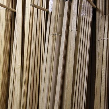 Tasseaux bois